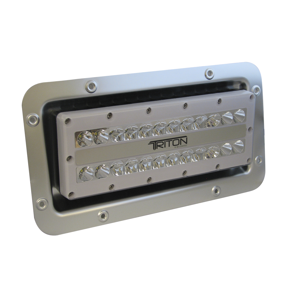 led semi recessed ip67 flood light 12 24 120 or 240 volt led
